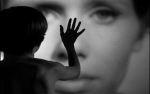 Iz filma Persona, Ingmar Bergman, 1966.